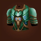 Jade-Skull Breastplate Model