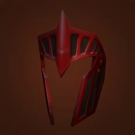 Replica Champion's Lamellar Headguard, Replica Warlord's Lamellar Faceguard, Helm of Infinite Visions, Faceguard of Determination, Faceguard of Determination Model