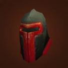 Tyrant's Helm, Darkcrest Helm, Warmaul Helmet Model