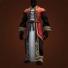Imperial Red Robe, Robes of the Royal Crown Model