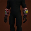 Spellfire Gloves Model