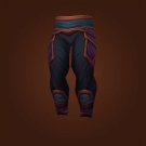 Gartic's Resplendent Leggings, Legwraps of Astral Rain, Legwraps of Astral Rain Model