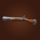 Smoothbore Dwarven Hand Cannon, Upgraded Dwarven Hand Cannon, Guttbuster, Dwarven Hand Cannon Model