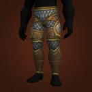 Bat Claw Legguards, Skymaster's Pants Model