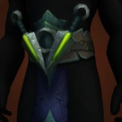 Primal Gladiator's Belt of Cruelty Model
