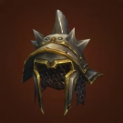 Bell-Ringer's Skullcap, Tonguecarver Greathelm, Helm of Silenced Blathering, Stormforged Helm Model
