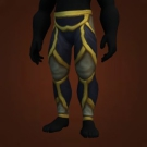 Leggings of the High Priest Model