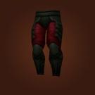 Gladiator's Silk Trousers Model