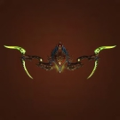 Golden Bow of Quel'Thalas Model