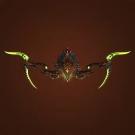 Golden Bow of Quel'Thalas Model