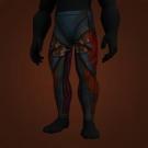 Primal Gladiator's Legguards Model
