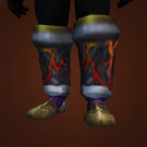 Earthfury Boots Model