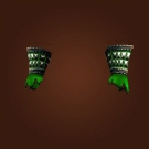 Keeper's Gloves, Jadefire Gloves Model