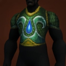 Voltage Source Chestguard, Tunic of Failed Experiments, Lightning-Charged Tunic Model