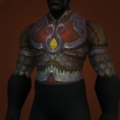 Chestguard of the Thousand Needles, Chestguard of the Thousand Needles Model