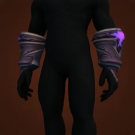 Firehawk Gloves, Fingers of Incineration Model