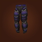Skulldugger's Leggings, Redeemed Soul Legguards Model