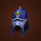Brutal Gladiator's Leather Helm Model