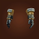 Rockwurm Scale Gauntlets Model