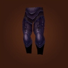Replica Legionnaire's Leather Leggings, Replica Legionnaire's Leather Legguards Model