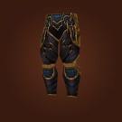 Hateful Gladiator's Chain Leggings Model