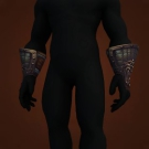 Brushcutter's Gloves, Grips of Terra Cotta, Sentinel Commander's Gauntlets, Crimsonscale Gauntlets Model