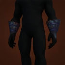 Crafted Malevolent Gladiator's Chain Gauntlets, Malevolent Gladiator's Chain Gauntlets, Malevolent Gladiator's Chain Gauntlets Model