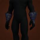 Crafted Malevolent Gladiator's Chain Gauntlets, Malevolent Gladiator's Chain Gauntlets, Malevolent Gladiator's Chain Gauntlets Model
