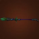 Warmongering Combatant's Battle Staff Model