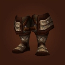 Tundra Wolf Boots, Earthgiving Boots Model