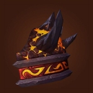 Mantle of Roaring Flames, Firelord's Mantle Model