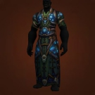 Decaying Herbalist's Robes, Decaying Herbalist's Robes Model