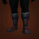 Plainshawk Boots, Mortbreath Shoes, Sunsoaked Footguards, Riverblade Shoes, Mortbreath Footguards, Riverblade Boots, Swashbuckling Boots Model