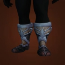 Pillarfoot Greaves Model