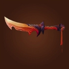 Gutgore Ripper, Ceremonial Warmaul Blood-Blade Model