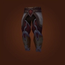 Legwraps of the Cleansing Flame, Leggings of the Cleansing Flame Model
