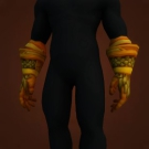 Commandeered Gloves, Head Inspector's Gloves, Tsul'kalu's Strikers, Flamethrower's Gloves Model
