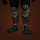 Crafted Malevolent Gladiator's Boots of Alacrity, Malevolent Gladiator's Boots of Alacrity, Malevolent Gladiator's Boots of Alacrity Model