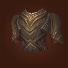 Breastplate of the Undercover Thorium Brother, Breastplate of the Mobile Batallion, Breastplate of the Undercover Thorium Brother, Worn Argent Crusader's Breastplate, Artificial Gorilla Chest Model