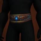 Belt of Hidden Keys, Belt of Flayed Skin, Nightblind Cinch, Belt of Hidden Keys Model