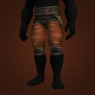 Wrathful Gladiator's Felweave Trousers Model