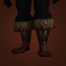 Bloodletter's Boots Model