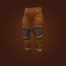 Ravager Hide Leggings Model