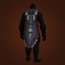 Moonwhisper Cloak, Shadowthrash Cloak Model