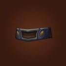 Hardened Obsidium Belt, Gryphon-Seeker Waistplate, Krazzworks Climbing Belt, Skyfallen Plate Belt, Stoutwaist Girdle Model