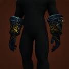 Valorous Bonescythe Gauntlets Model