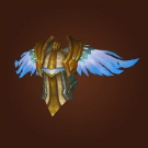 Headguard of Winged Triumph, Helmet of Winged Triumph, Faceguard of Winged Triumph Model