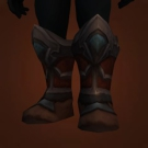 Warsong Poacher's Greaves, Greaves of Ruthless Judgment, Warsong Poacher's Greaves, Greaves of Ruthless Judgment, Landfall Chain Boots Model