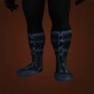 Wolf Tender's Footwraps, Lendra's Cult-Stompers, Shadowhide Footguards Model
