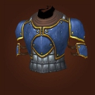 Gar'dul's Armor, Far-a-Day Mesh, Dark Vessel Breastplate, Dark Vessel Breastplate, Chestpiece of Returning Strength Model